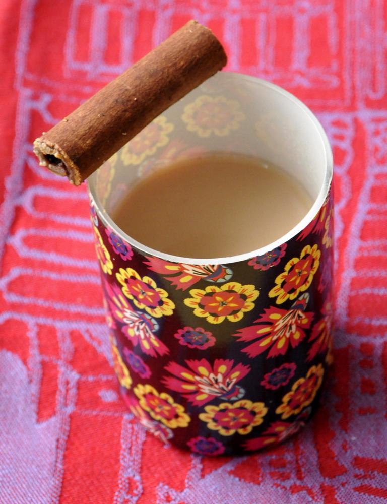 Masala chai the epice indien