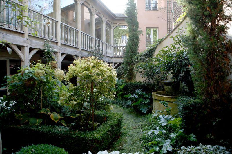 Jardin intérieur les etangs de corot