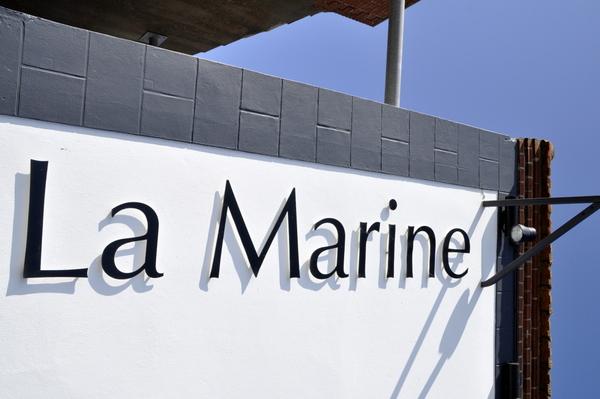 La marine restaurant alexandre couillon noirmoutier