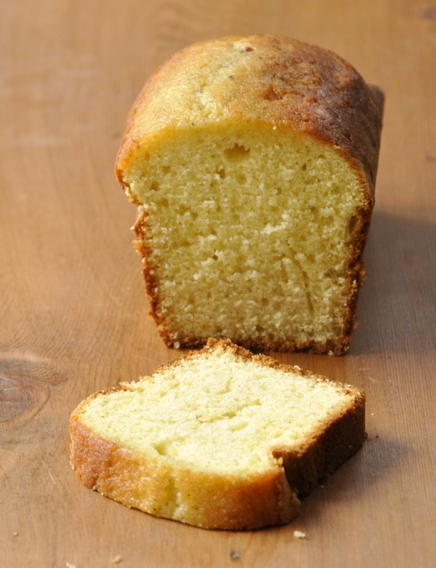 Cake a la vanille