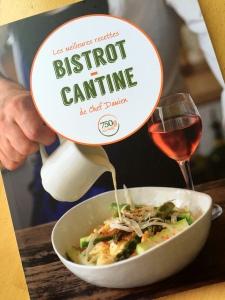 Nouveau livre de chef damien 750g la table-001