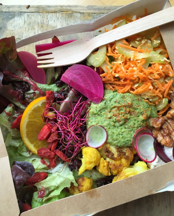 Lunchbox guinguette angele