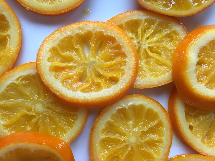 Orange mi confites