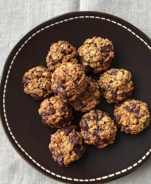 Batonnets Au Chocolat Et Aux Cacahuètes: C'est Moi Qui L'ai Fait !: Biscuits Aux Flocons D'avoine
