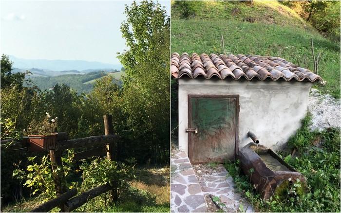 Maison hote Francesco Dall Argine macchia tonda italie parme