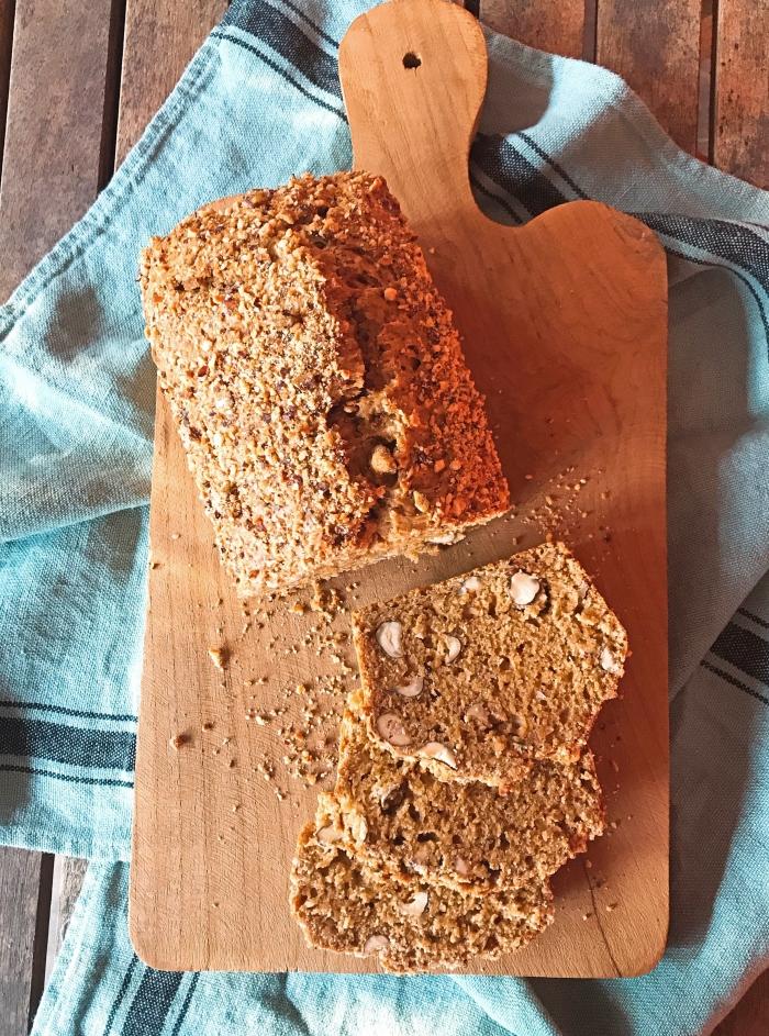 Bread cake noisette