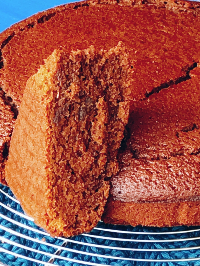 Ginger cake gingembre frais blog