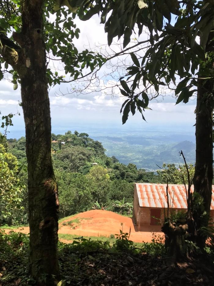 Togo region plateaux kpalime