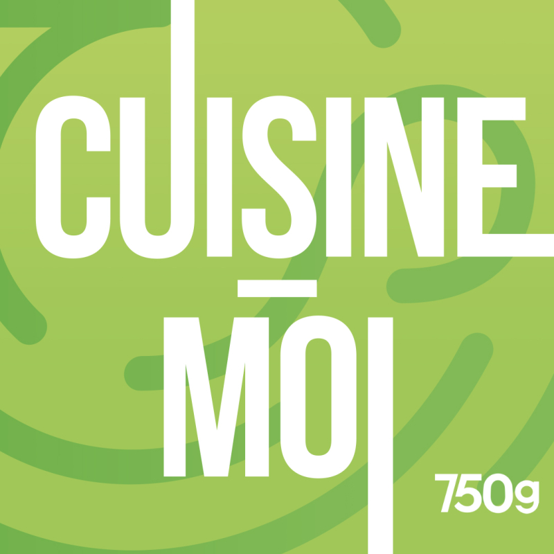 Logo podcast 750g cuisine moi