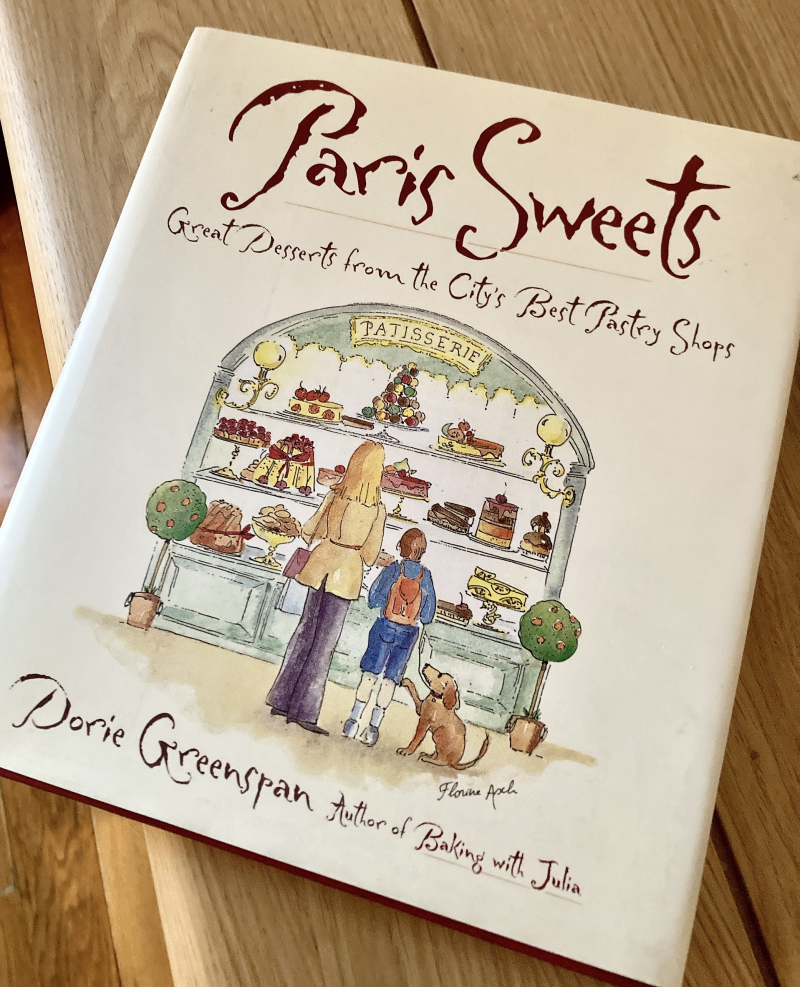 Paris sweets dorie greenspan