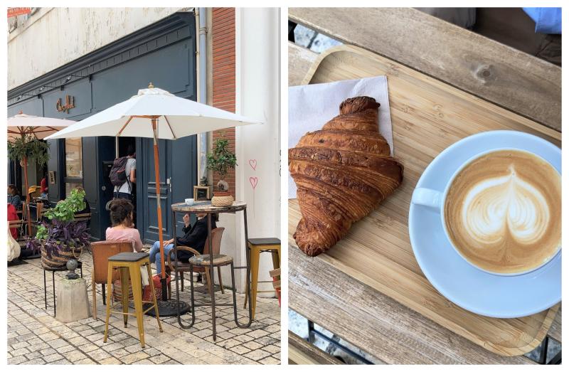 Coffee shop chez albert la rochelle