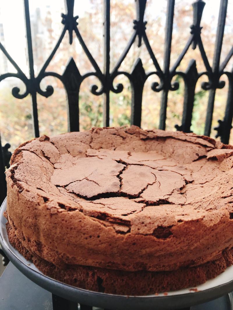 Fondant chocolat facile frederic bau valrhona