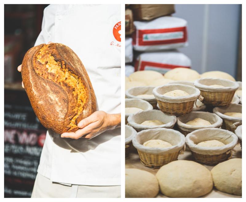 Pane vivo rue de la chine paris 20 pains bio