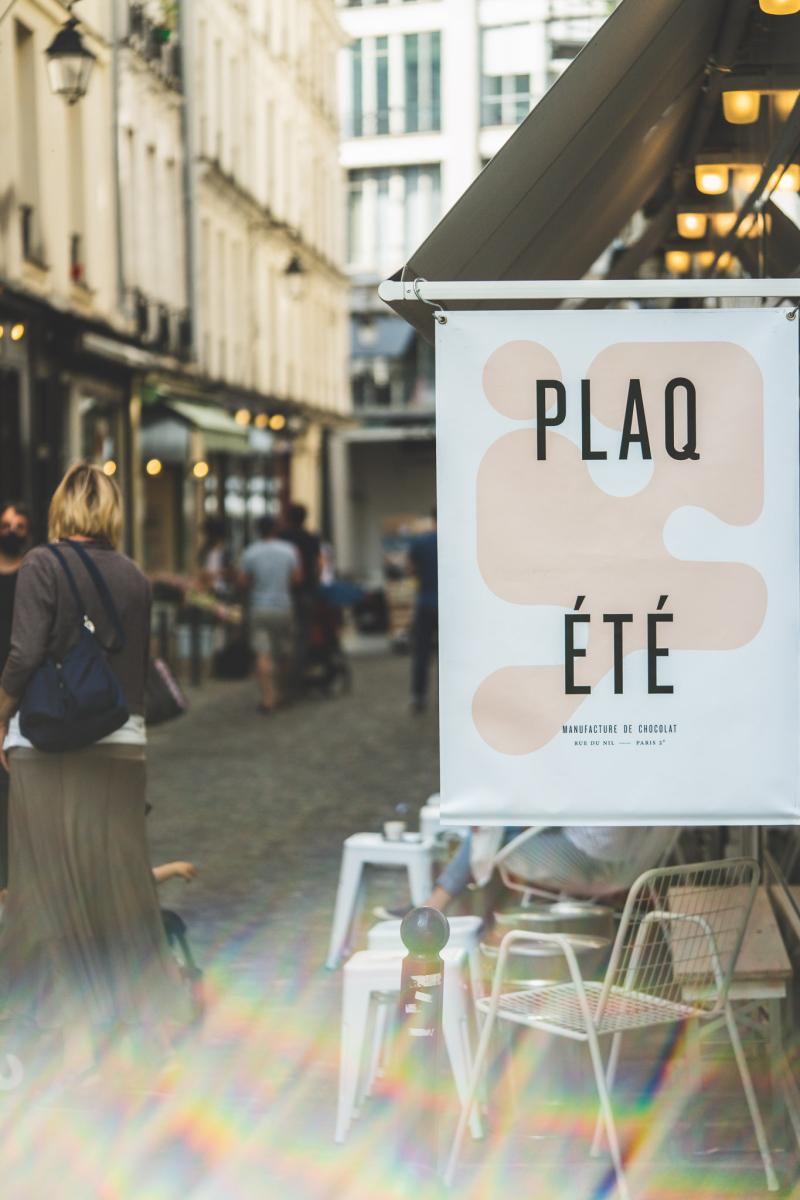 Rue du nil paris 2
