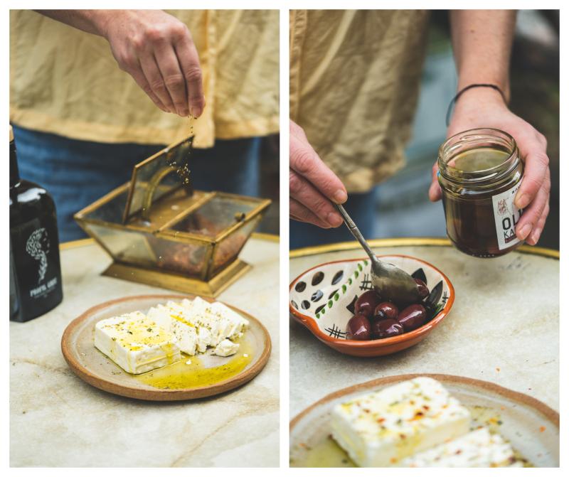Profil grec paris 20 feta et olives de kalamata