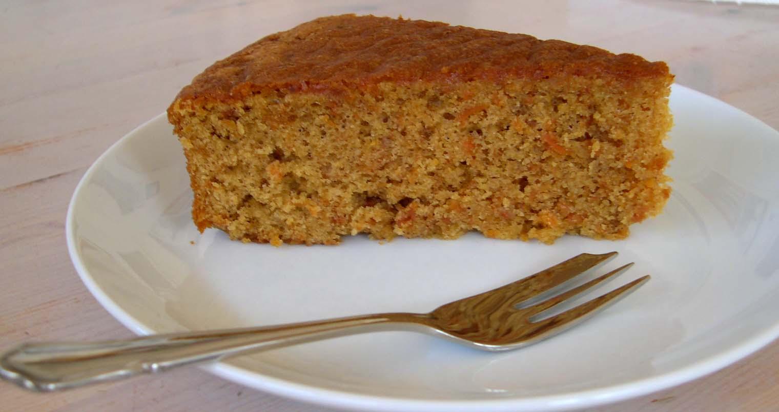 Cest Moi Qui Lai Fait Carrot Cake