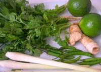 Ingredients_pate_curry_verte_vue_2